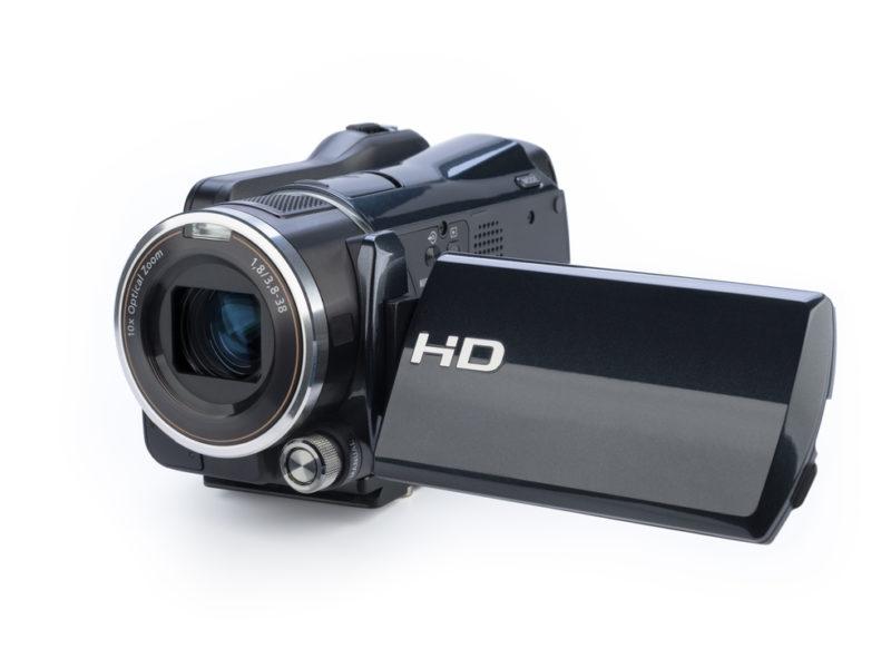 家電_ビデオカメラのきれいな動画で思い出を記録しよう